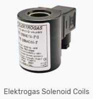 Elektrogas solenoid coils